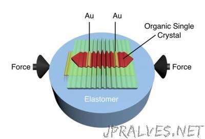 Improving transistors that drive flexible electronics