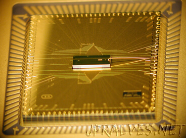 New chip architecture may increase qubits in a future quantum computer