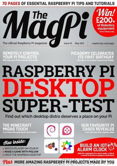 The MagPi 33