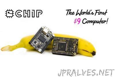 CHIP - O Primeiro computador de 9 Dolares