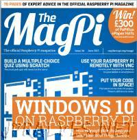 The MAGPI 34 is out