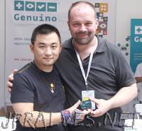 Arduino and Seeedstudio announce partnership in Shenzhen