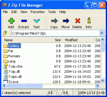 OpenSource_7zip_screenshot