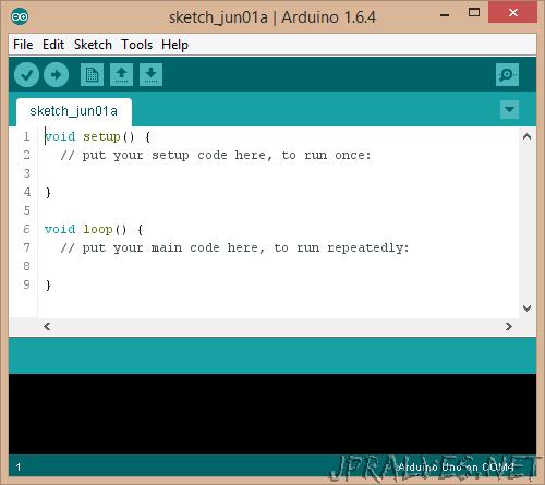 OpenSource_ArduinoIDE