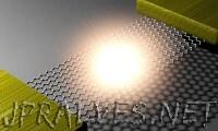 Graphene gets bright: World's thinnest lightbulb developed