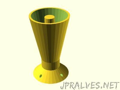 Pythagoras Cup (The Greedy Cup)