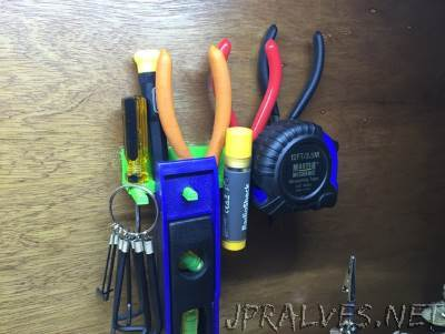 Compact Tool Holder