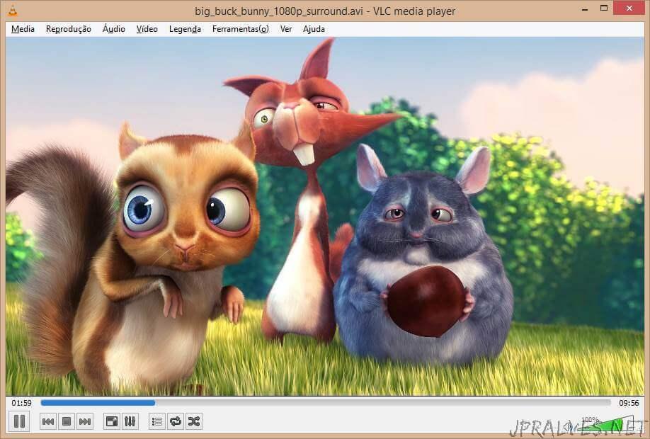 OpenSource_VLC_screenshot