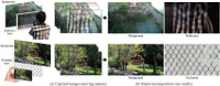 A Computational Approach for Obstruction-Free Photography