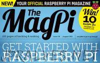 MagPI Issue 36 - August 2015