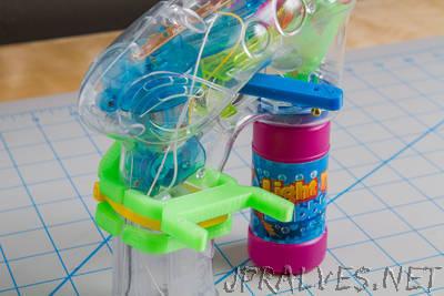 Arduino Bubble Blaster