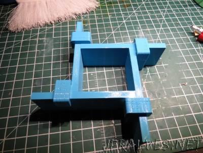 Adjustable Mould Box