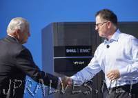 Dell and EMC to combine, creating premier end-to-end technology company