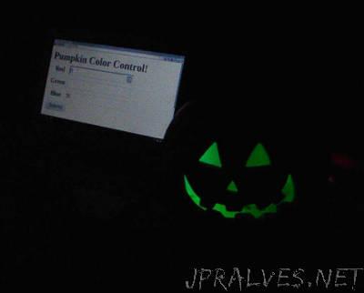 RGB Internet Pumpkin
