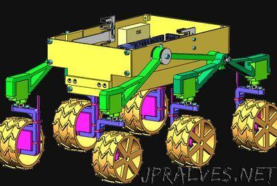 RC Mars Rover