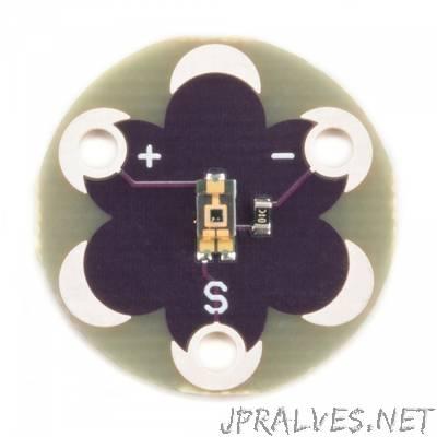 LilyPad Light Sensor Hookup Guide