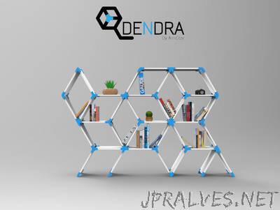 Dendra Shelving System