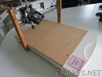 DIY A4 Laser Engraver