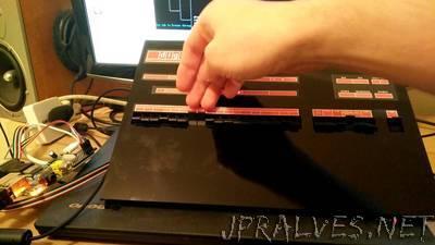 How to Program in Binary Machine Code - Raspberry Pi PDP-11