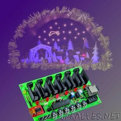 Presepino: the nativity scene with Arduino