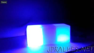 Arduino Based Music Rhythm LED Lighting effect Box