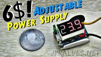 World's Smallest Power Supply !