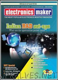 Electronics Maker - Magazine - January 2016
