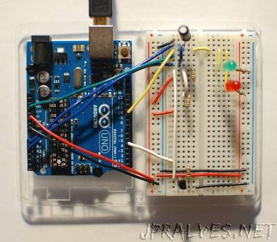 555 Timer emulator for Arduino
