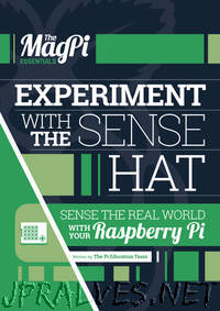 The MagPi Essentials - Sense HAT