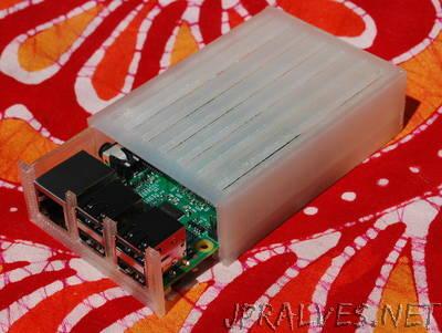Raspberry Pi 2 Case (OpenSCAD)