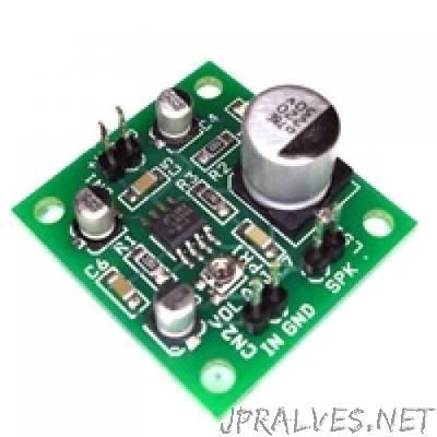 LM386 SMD Audio Amplifier Module