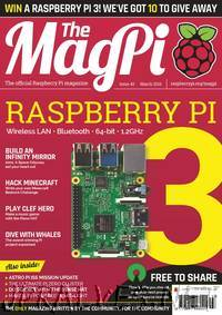 The MagPI 43