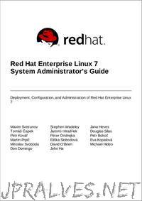 Red Hat Enterprise Linux 7 - System Administrator's Guide