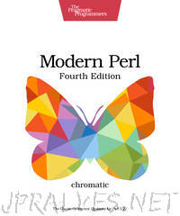Modern Perl 4th Edition