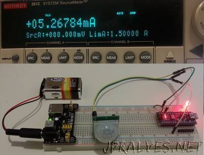 PIR Motion Sensor Tutorial using arduino -Use Arduino