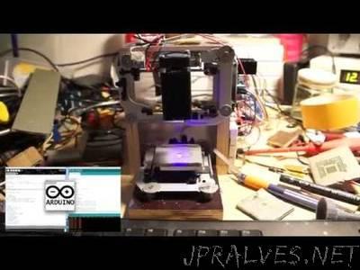 Laser software for engraving Rayjet Commander software