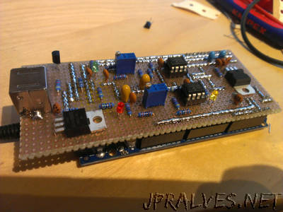 Handcrafted MMDVM Adapter