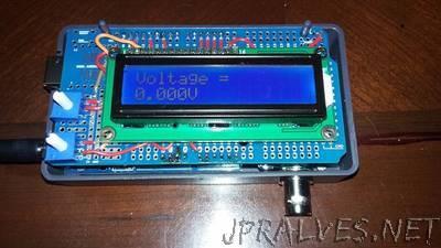 Arduino Power Supply 0 - 5V