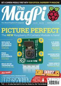 The MagPi 45