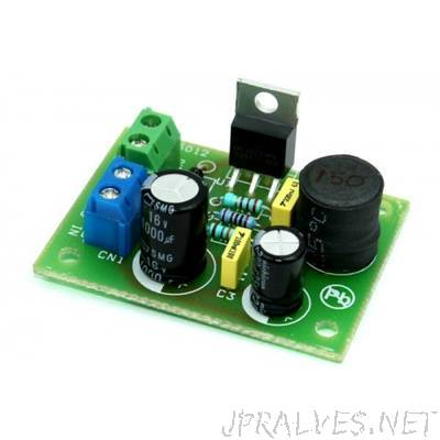 5V to 12V Step Up DC-DC Converter