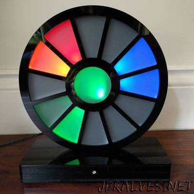 LED Night Clock