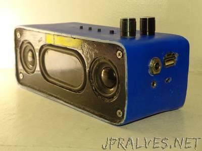 Make the Ultimate Bluetooth Speaker