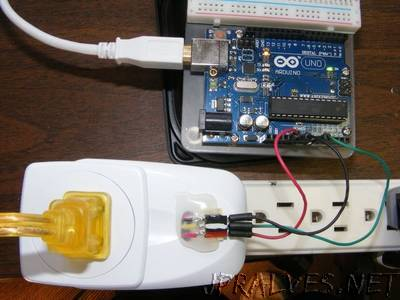 Simplified Arduino AC Current Measurement Using ACS712 Hall Effect Sensor