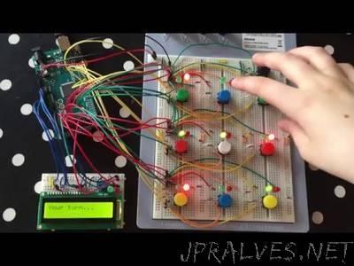 Intelligent Arduino Uno & Mega Tic Tac Toe (Noughts and Crosses)