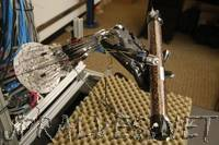 This five-fingered robot hand learns to get a grip on its own