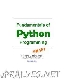 Fundamentals of Programming Python