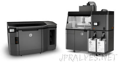 Introducing the HP Jet Fusion 3D Printing Solution