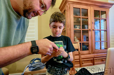 Tech-Savvy Families Use Home-Built Diabetes Device