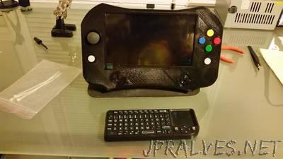 Handheld PC/Retropie Hybrid