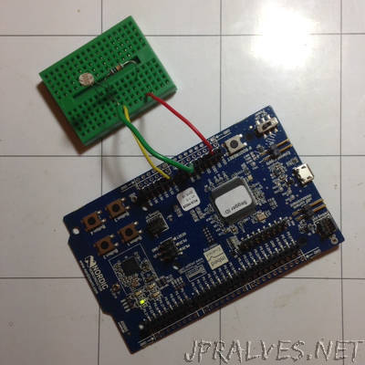 nRF51822 Begins - nRF-DK, GCC, ADC, UART/BLE